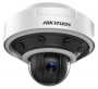 HIKVISION DS-2DP1636Z-D 16Mp Panoramna + Speed dome